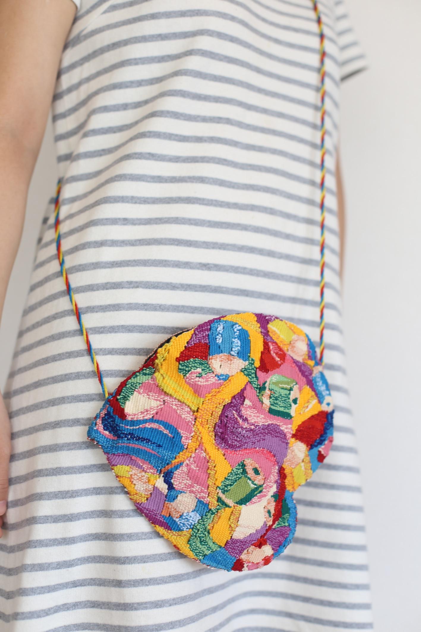 色鉛筆作家さんのためのバッグ